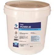 Порошок для посудомоечных машин, ручная дозировка Fastec Power 40 10 KG фото