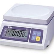 Весы порционные CAS SW-20 DD фото