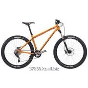 Велосипед горный Explosif 17 matte Orange/Gloss Black 2015 Kona фото