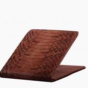 Кошелек Мужской WELL D. KTP Кобра (Темно коричневый) фото