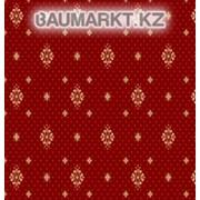 Ковролан Туран 5643А Красный с орнаментом 4,0м фото