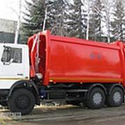 Мусоровоз КО-427-90 на шасси МАЗ 5340В3 (Коммаш, Мценск) фото