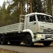 КАМАЗ-65117 фото