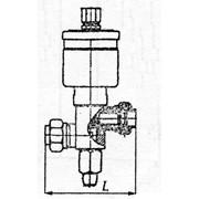 Клапан стальной запорный проходной мембранный цапковый с электромагнитным приводом фото