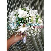 Свадебный букет невесты Киев фото
