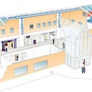 Монтаж и обслуживание систем вентиляции магазинов фото
