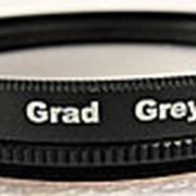 Фильтр градиентный Fujimi grad grey 52mm фото