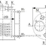Аппарат вертикальный цельносварной с плоскими днищами типа ВПП фото