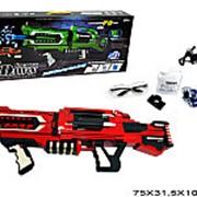 Оружие бластер с гелевыми пульками 21-4630 фото