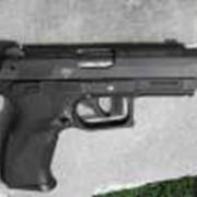 "Пистолет газовый ""Streamer Black"" кал. 10*22Т фото"