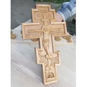 Крест выносной (на Воздвижение) №170 фото
