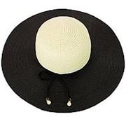 Шляпа 12017-38 черный фото