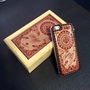Чехол для iPhone 5 / 6 / 6plus Red Flower фото