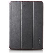 Чехол Verus Premium K Dandy Leather Case Black для iPad Air (пленка в комплекте) фото