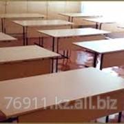 Школьная мебель: парты, стулья, учительские столы, доски, стеллажи, шкафные группы фото