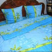 Поликоттон — смесовая ткань для постельного белья, одеял, подушек и матрасов фото