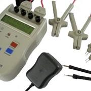 Микроомметр ЦС4105 предназначен для измерения электрического сопротивления постоянному току компонентов электрических цепей, не находящихся под напряжением. фото