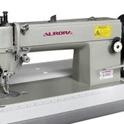 Швейная машина с шагающей лапкой фото