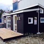 Дом двухэтажный для семьи из 3-х и 4-х человек, готовый фото