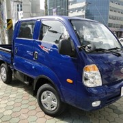Корейский грузовик Kia BONGO III 2010 г. фото