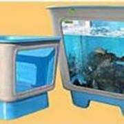 Бассейны для продажи живой рыбы фото