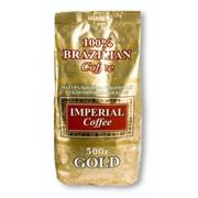 Кофе растворимый GOLD Бразилия Arabica 500гр фото