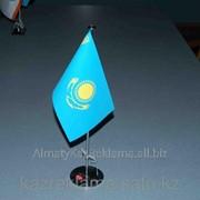 Изготовление настольных, настенных, напольных флагов Код: 12.3.3 фото