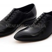 Туфли мужские VITTO ROSSI чёрного цвета 173 фото