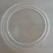 Тарелка D 245 мм для микроволновой печи СВЧ LG под крестовину-роллер фото
