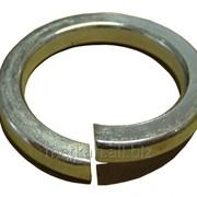 Шайба пружинная ГОСТ 6402-70 для крепежа с размером резьбы от М 6 до М 30 Номинальный диаметр 6 фото