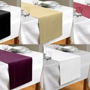 Бумажные скатерти для сервировки столов Duni Dunicelфлизелиновые фото