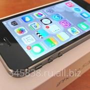 Новый iPhone 5S Черный плюс Подарки фото