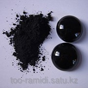 Пигмент для бетона Черный - Iron Oxide BLACK (722) фото