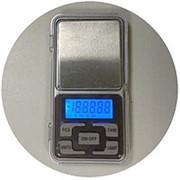 Электронные карманные весы 0.01-100 г фото