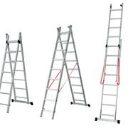 Прокат и аренда лестницы складной фото