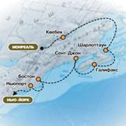 Круиз вдоль побережья Северной Америки (Канада и Новая Англия) фото