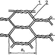 Габионные конструкции (габионы) фото