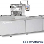 Линия автоматическая термоформовочная для упаковки в вакуум и МГС - LPP 420 -30 фото