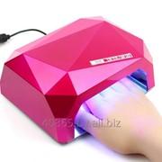 Лампа для ногтей УФ фото