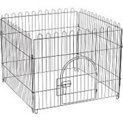 Клетка-вольер для животных, эмаль, 4 секции, 84*69 см К1 фото