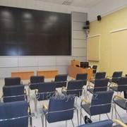 Конференц-зал с видеостеной в аренду фото