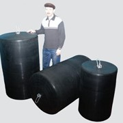 Гидрозатвор для перекрытия труб большого диаметра фото