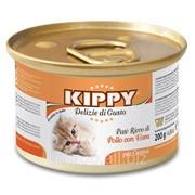 Паштет для котят KIPPY, телятина 200 г фото