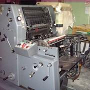 Офсетная печатная машина HEIDELBERG GTO-52 фото