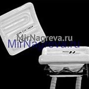 60*60 мм; 75 Вт/230 В; с ТП_вогнутые ИК нагреватели_RxM.IK.KS фото