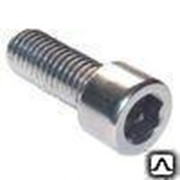 Винт 24х110 мм оцинкованный кл.пр.8.8 ГОСТ 11738, DIN 912 коробка 25 кг фото