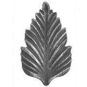 Кованые листья фото