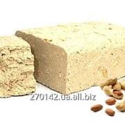 Халва с арахисом фото