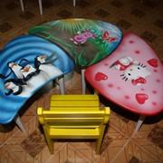 Оборудование для детских комнат   Стол детский 1-но местный фото