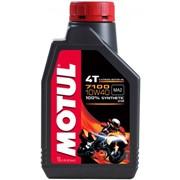 Масло для мототехники MA2 Motul Модель 10W40 4T 7100 1L фото